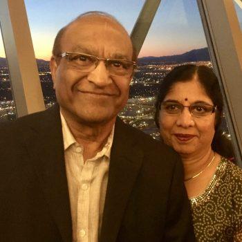 Mr Chandrakanth & Hasu Shah